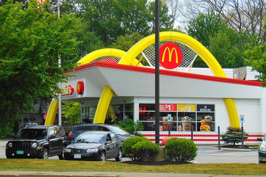 McDonalds Construction Project