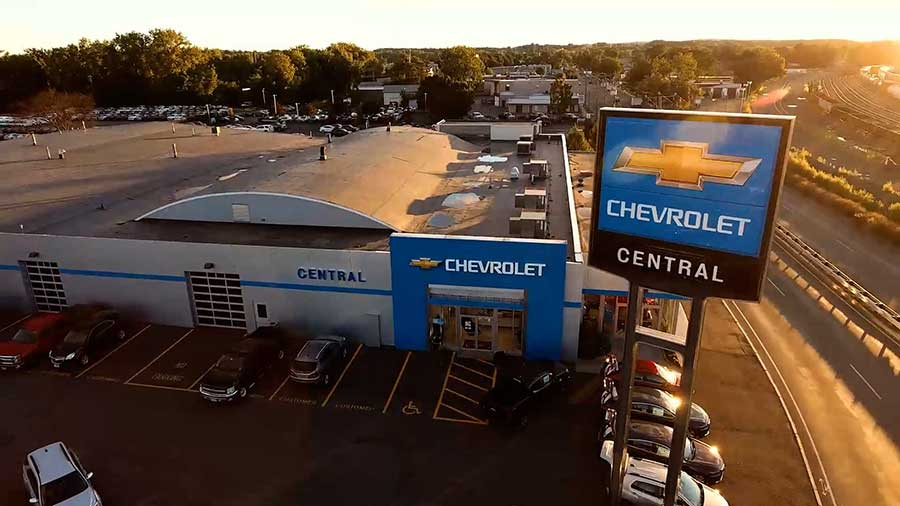 Central Chevrolet Construction Project